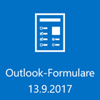 Outlook-Formulare