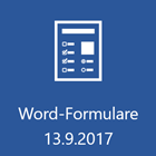 Word-Formulare
