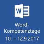Word-Kompetenztage