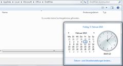 Ungespeicherte Dateikopie in Excel 2010 (Beta) nach Ablauf der 4-Tage-Frist