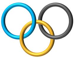 Die Lösung: 3 Ringe ineinander