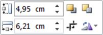WOffice 2010: Minisymbolleiste beim Rechtsklick auf eine Grafik
