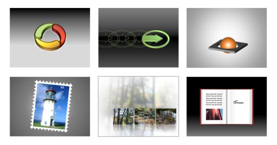 Zu den PowerPoint 2010-Beispielfolien