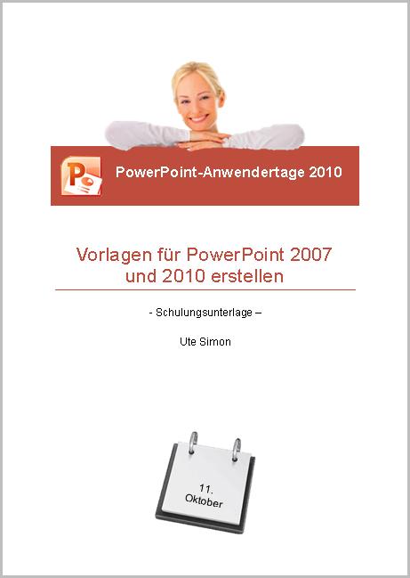 Word 2010 Ein Deckblatt Für Teilnehmerunterlagen Office Kompetenzde